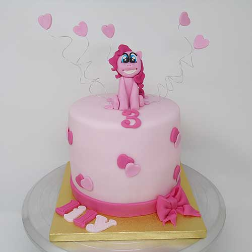 in-the-mix-cakes-by-helen-my-little-pony-cake-3 | In The Mix Cakes